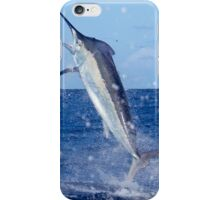 Big Splash Leap Marlin iPhone Case/Skin