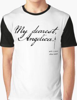 My Dearest, Angelica Graphic T-Shirt