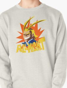 ALL MIGHT!!!!! Pullover