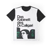 Caligari Poster  Graphic T-Shirt