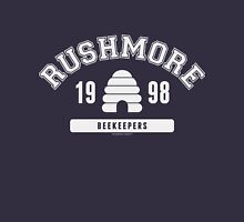 Rushmore Beekeepers - Cult Classic Movie - White Women's Fitted Scoop T-Shirt