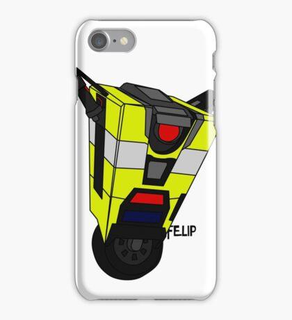 Clap Trap iPhone Case/Skin