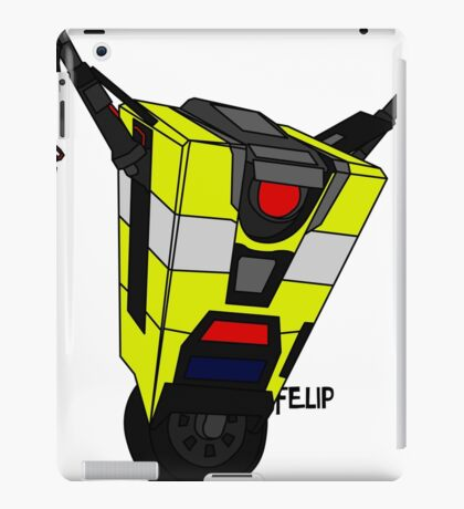 Clap Trap iPad Case/Skin