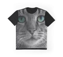 Joe Weller -  Kitty Picture Graphic T-Shirt