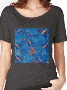 Fairy Butterfly Garden  Women's Relaxed Fit T-Shirt