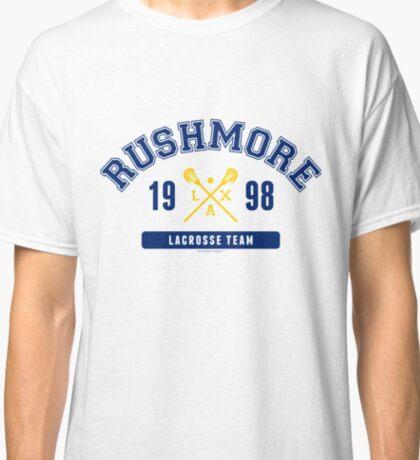 Rushmore Lacrosse Team - Cult Classic Movie - Multicolor Classic T-Shirt