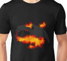 Dragon Silhouette (regular version) Unisex T-Shirt