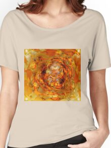 When Perceptions Collide Women's Relaxed Fit T-Shirt