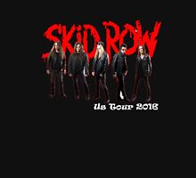 Skid Row Us Tour 2016 Unisex T-Shirt