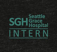 SGH, seattle, Grace, Hospital Intern t-shirt Tri-blend T-Shirt