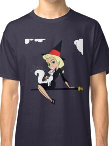 Charlottesw3b Bewitching Graphics Classic T-Shirt