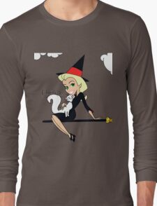 Charlottesw3b Bewitching Graphics Long Sleeve T-Shirt