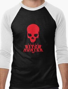Bitch Hunter Men's Baseball ¾ T-Shirt