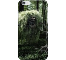 I Saw Something in the Woods iPhone Case/Skin