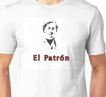 El Patron, Pablo Escobar Unisex T-Shirt