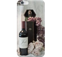 Wine Tasting Evening iPhone Case/Skin