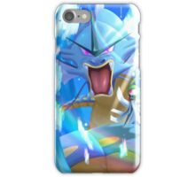 Nagendra & The Guardian Angel iPhone Case/Skin