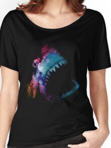Space Shark Women's Relaxed Fit T-Shirt