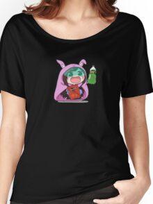D.Va\Umaru-chan Mashup Women's Relaxed Fit T-Shirt