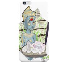Buddhist Zen Garden iPhone Case/Skin