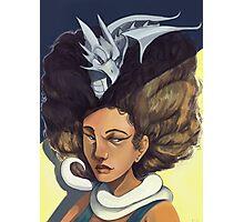Dragonesse Photographic Print