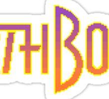 Earthbound: Title Sticker