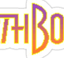 Earthbound: Title Sticker