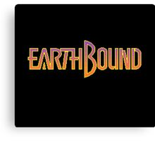 Earthbound: Title Canvas Print