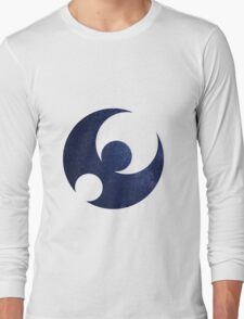 Pokemon Moon Night Sky Symbol Long Sleeve T-Shirt