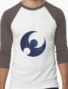 Pokemon Moon Night Sky Symbol Men's Baseball ¾ T-Shirt