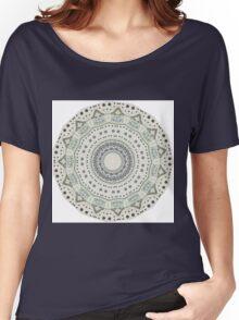 Teatime Mandala Women's Relaxed Fit T-Shirt