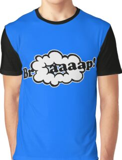Braaap! 2-Stroke Engine Sound w/ Smoke - Dirt Bikes Graphic T-Shirt