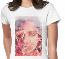 beneath the leaf Womens Fitted T-Shirt
