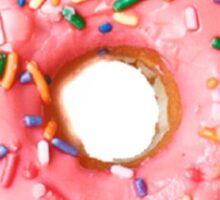 Donut Phi Sig Sticker
