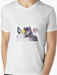 Cute lil' Lick Mens V-Neck T-Shirt