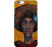 Young Lords Party - Denise Portrait iPhone Case/Skin