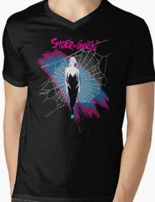 Spider Gwen  Mens V-Neck T-Shirt