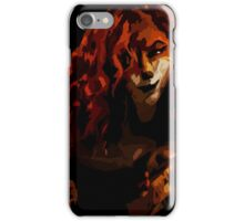 Sly Fox - Full Color iPhone Case/Skin