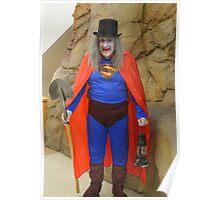 UZA Super Ray Digger The Grave Digger  Poster