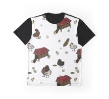 Chicken coop Graphic T-Shirt
