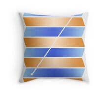 Breaking Ground Throw Pillow