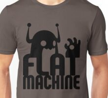 Flat Machine Unisex T-Shirt