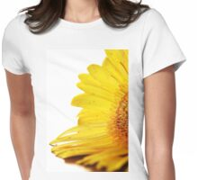 Just here... Womens Fitted T-Shirt
