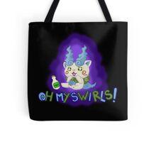 Oh My Swirls Tote Bag