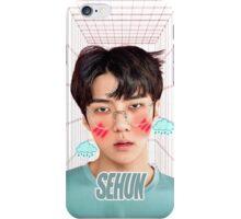 {LUCKY ONE} Sehun iPhone Case/Skin