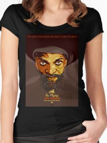 The Mighty Jah Shaka Women's Fitted Scoop T-Shirt