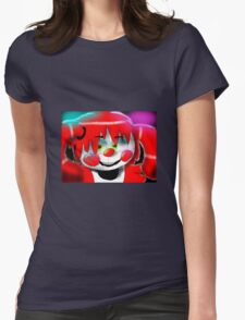 Fnaf sister location- baby Womens Fitted T-Shirt