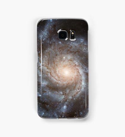 Pinwheel Galaxy M101 Samsung Galaxy Case/Skin