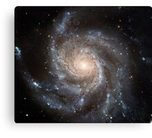 Pinwheel Galaxy M101 Canvas Print