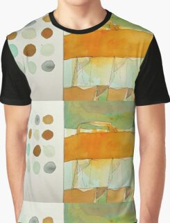 paperbag abstract Graphic T-Shirt